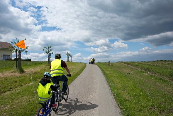 Mobilitästage 2014 E-Bike Tour