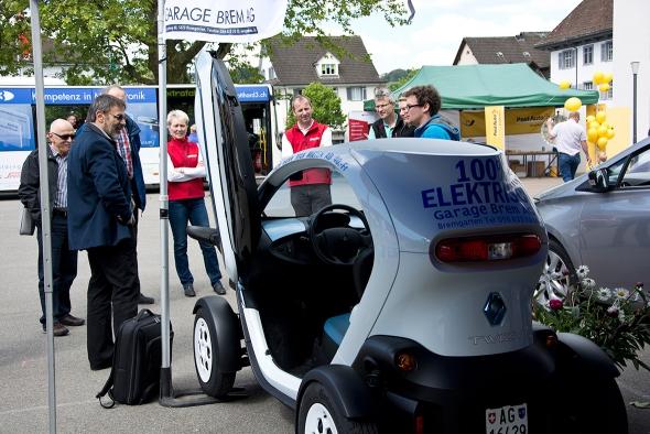 Mobilitästage 2014 Ausstellung